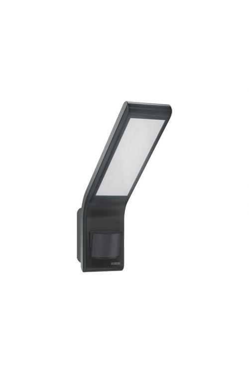 Senzorski LED-reflektor Steinel XLED Slim (antracitne barve, 10,5 W, kot zaznavanja senzorja: 160°, energetski razred: A++ do A)