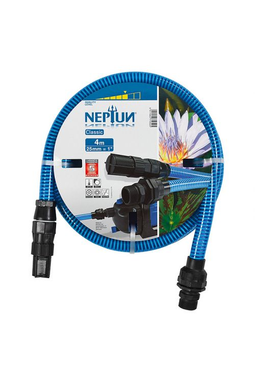 Komplet cevi Neptun (4 m, umetna masa)