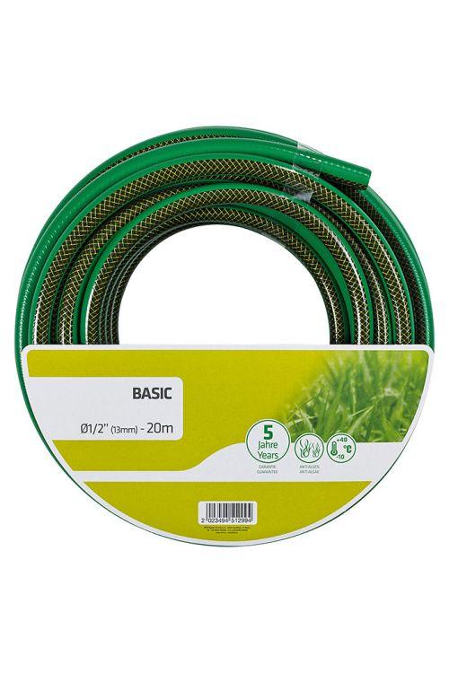 Vrtna cev Basic (dolžina: 25 m, premer vrtne cevi: 19 mm (¾″))