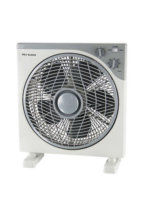 Talni ventilator Proklima (bel, siv, umetna masa, 50 W)