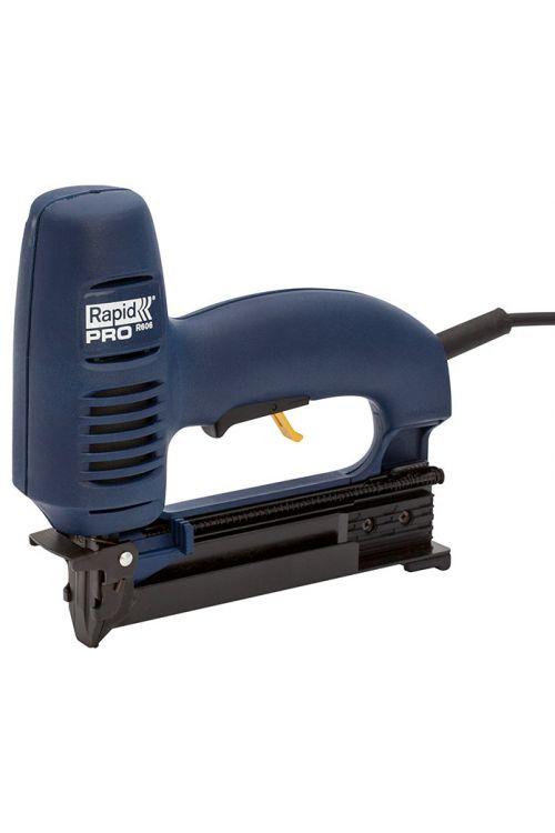 Električni spenjalnik R606 PRO, Rapid (globina sponke: 12–25 mm, za: žeblji 15–25 mm, embalaža: škatla)