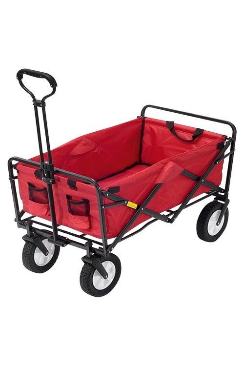 "Transportni voziček za plažo ""Beach wagon"" (89 x 51,5 x 57,5cm, obremenljivost: 60 kg, zložljiv)"