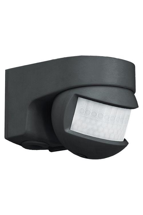 Infrardeči senzor gibanja Voltolux RS97B (bel, območje zaznave: 200°, domet: 12 m)