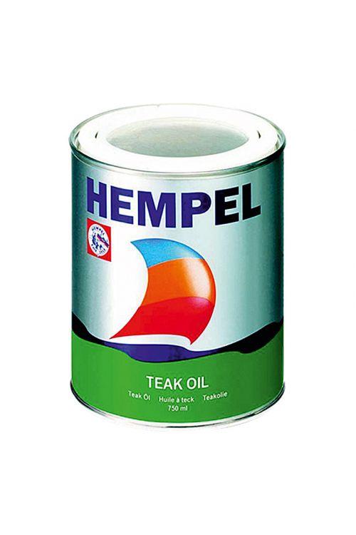 Olje za tikov les HEMPEL Teak Sealer  (0,75 l, za notranje in zunanje površine)