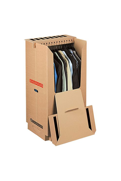 Kartonska škatla BAUHAUS za oblačila (67 x 53,5 x 120 cm, 430 l)