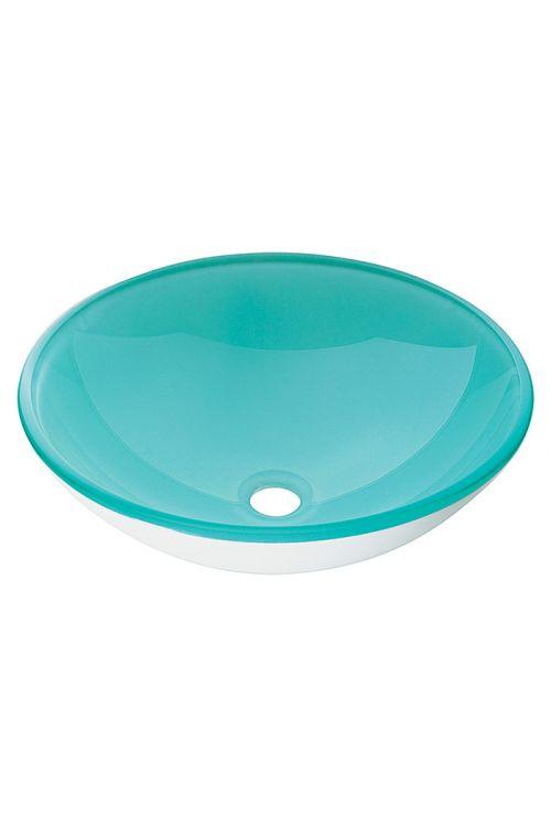 Nasadni umivalnik Cameo Aqua (premer 42 cm, steklen)