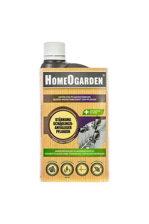 Pomožno sredstvo HomeOgarden za na škodljivce občutljive rastline (750 ml)