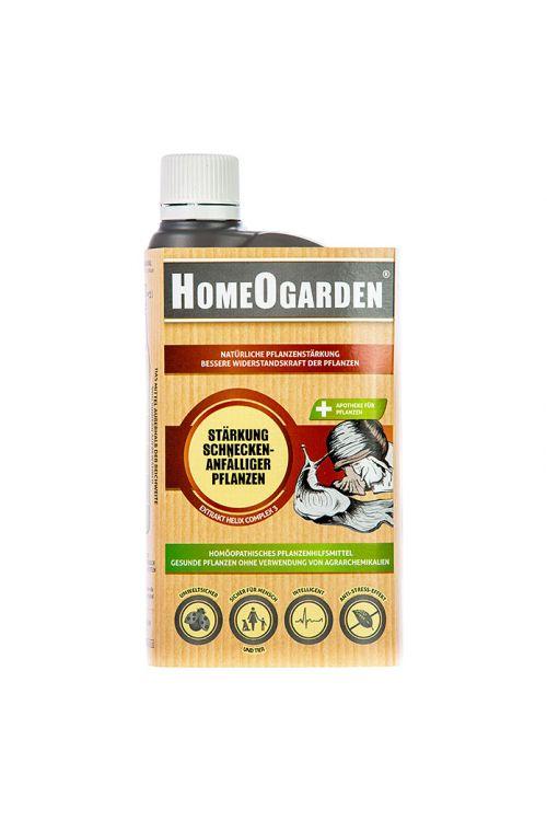 Polži stop HomeOgarden (750 ml, koncentrat, za vse vrste rastlin, proti vsem vrstam polžev)