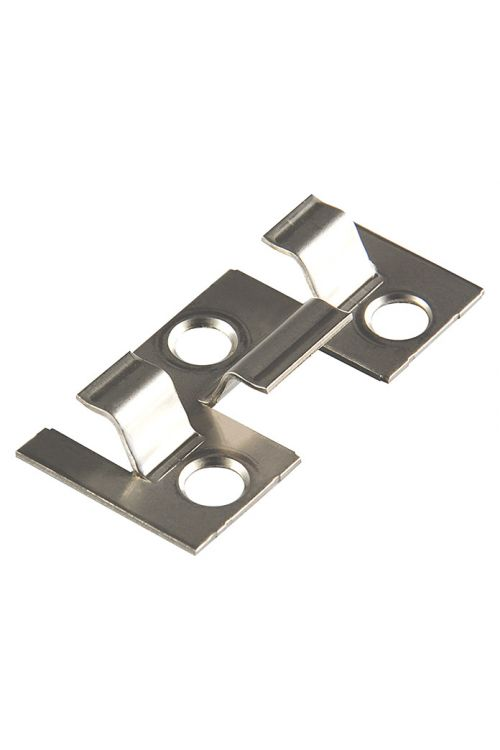 Zaponke za pritrjevanje Kovalex (25 kosov, za terasne deske WPC)