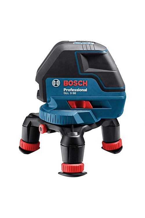 Linijski laser BOSCH Professional Universal laser GLL 3 (natančnost: ± 0,3 mm/m, premer delovnega območja: 10 m)