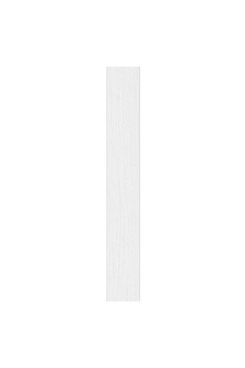 Panelna plošča Struktura (bela, 2600 x 202 x 10 mm)