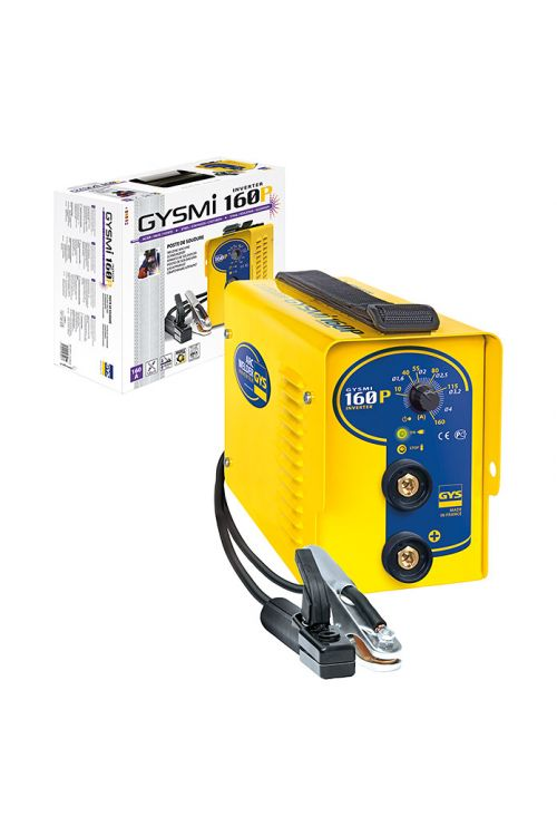 Varilni aparat GYS GYSMI 160P (Varilni tok: 10–160 A, debelina elektrode:1,6–4 mm)