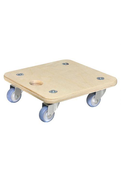 Transportni voziček BAUHAUS Mini (30 x 30 x 12cm, nosilnost: 200 kg)