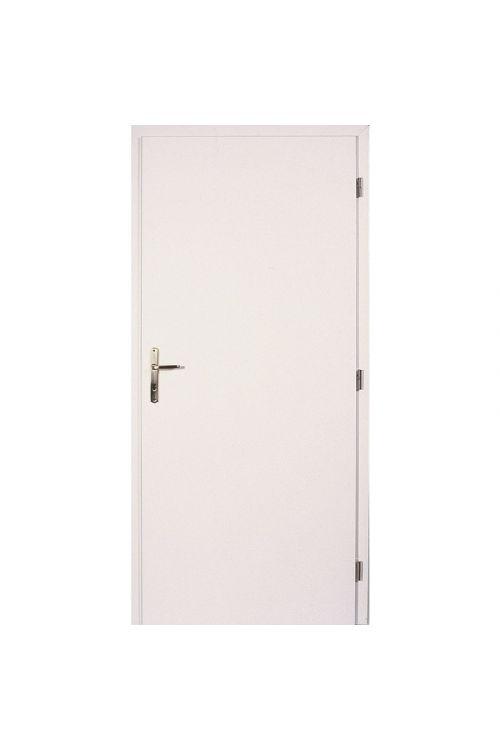 Notranja sobna vrata Masonite  (39 x 850 x 2000 mm, bela, desna)