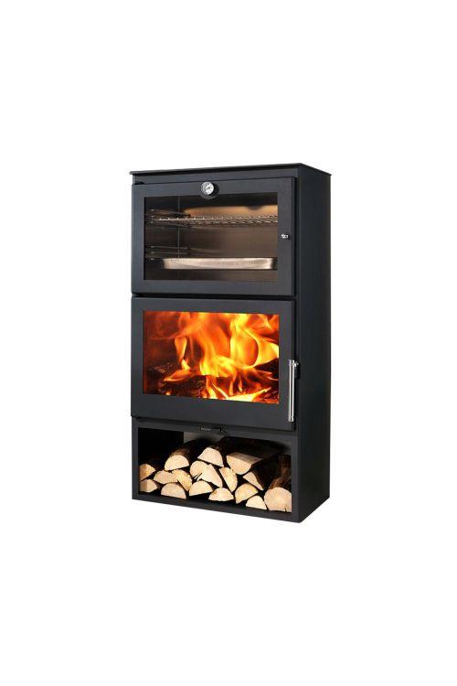 Kaminska peč Panadero Gourmet Eco design (10 kW, velikost ogrevanega prostora:  220 m3)