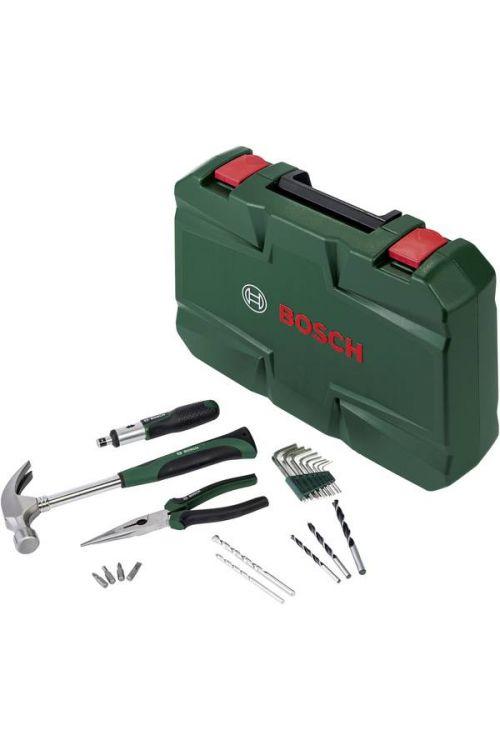 Kovček z orodjem Bosch Promoline All-in-one-Set (111-delni)