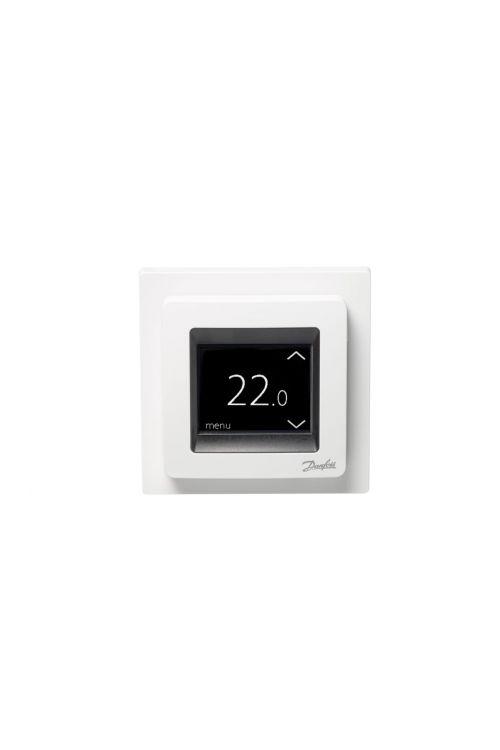 Digitalni termostat Danfoss ECtemp Touch (85 x 85 x 14 mm, NTC senzor do 45°C, IP30)