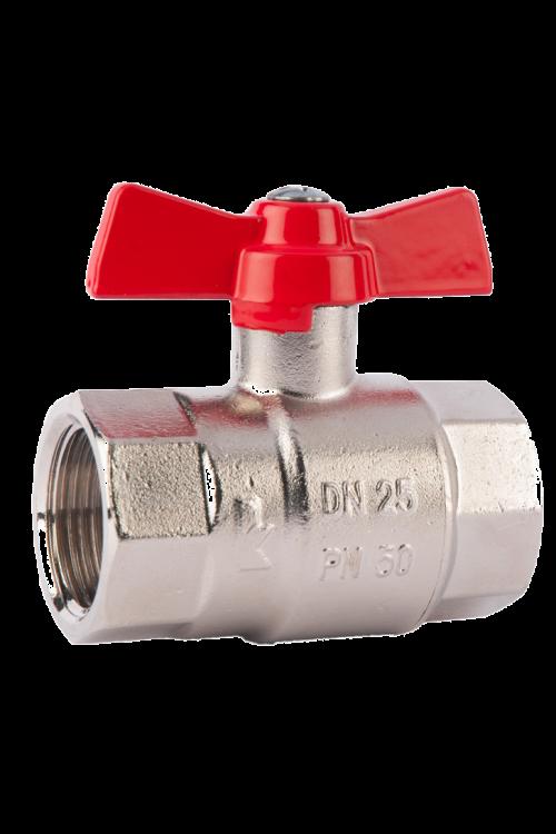 Krogelni ventil (KV 100, 1/2 '')