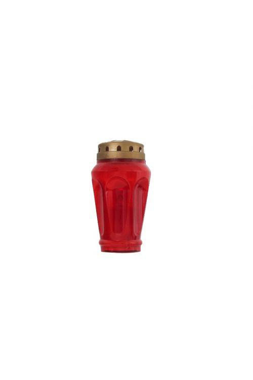 Eko elektronska sveča MOJČICA (120 dni, rdeča)