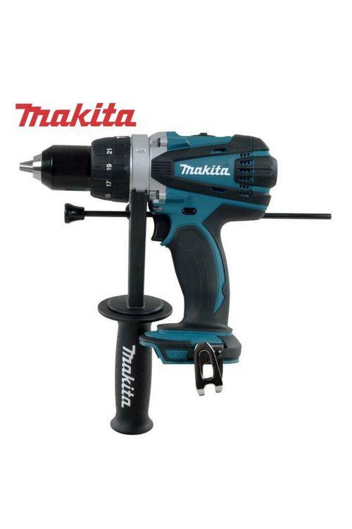 Akumulatorski udarni vrtalni vijačnik Makita DHP458Z (18 V, število vrtljajev: do 2000/min)