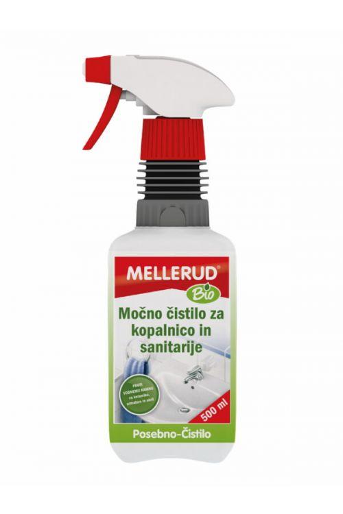 Čistilo za kopalnice in sanitarije Mellerud Bio (500 ml, z razpršilcem)
