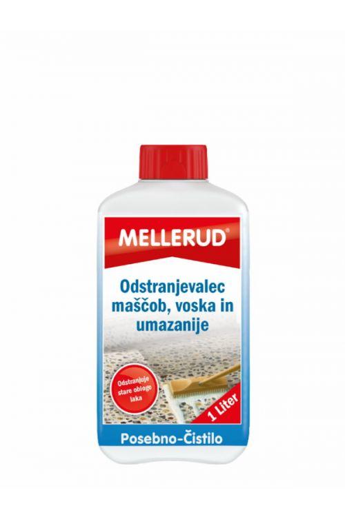 Topilo za maščobe, vosek in umazanijo Mellerud (1 l, plastenka)