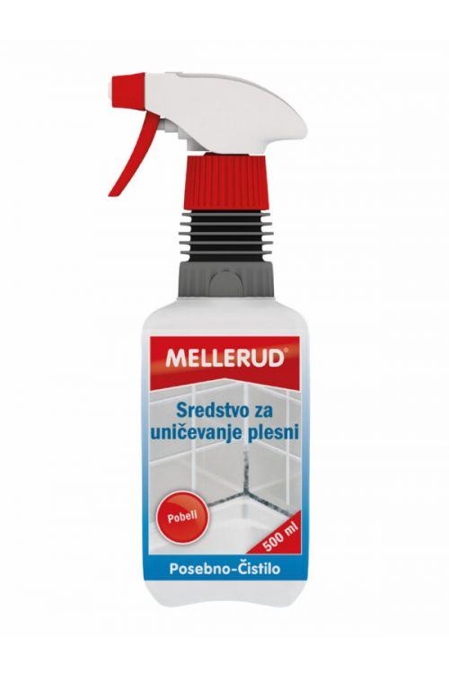 Sredstvo za uničevanje plesni Mellerud s klorom (500 ml, z razpršilcem)