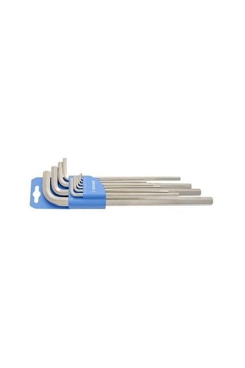 Komplet imbus ključev Unior (9-delni)