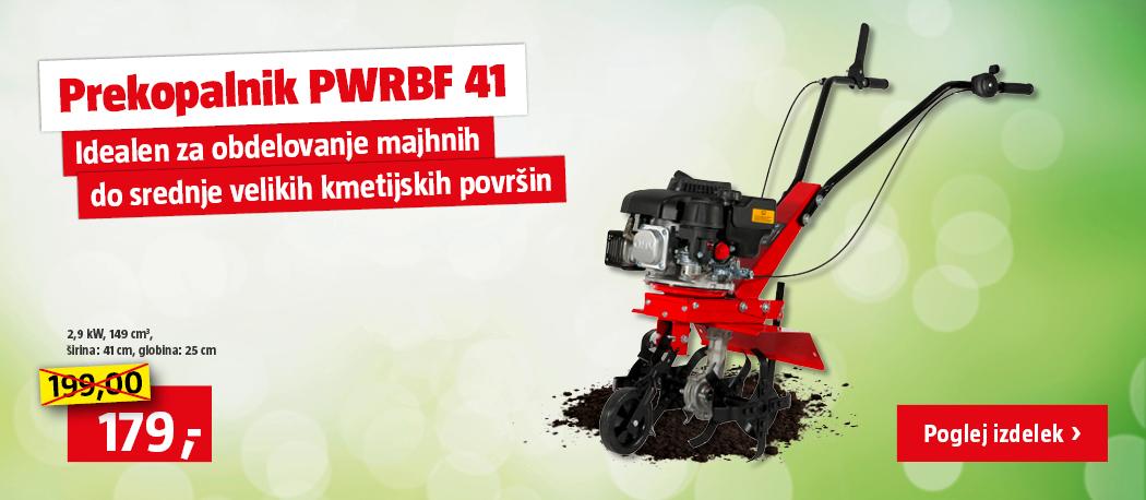 Prekopalnik PWRBF 41